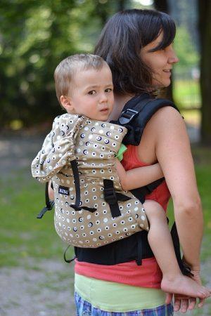 KiBi εργονομικός μάρσιπος για μικρά και μεγάλα μωρά