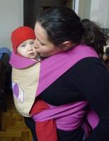 Αγκαλίτσα με το μωρό