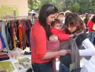 Τα Αστεράκι Slings στο Bazaar του Friends Corner τον Οκτώβριο