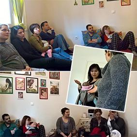 Δωρεάν εκπαιδευτική συνάντηση babywearing από τα Αστεράκια
