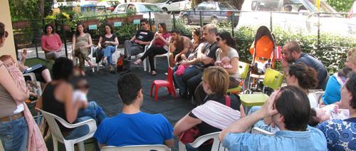 Δωρεάν συνάντηση για τους μάρσιπους αγκαλιάς, Μάιος 2012