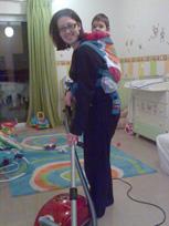 Δουλειές με το μωρό