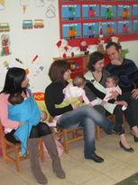 Δωρεάν σεμινάρια για την τέχνη του babywearing