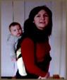 Πώς να φορέσεις το μωρό στην πλάτη με παρεό