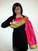 Πώς να φορέσεις το μάρσιπο αγκαλιάς sling