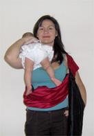 Πώς να θηλάσεις το μωρό σου στο μάρσιπο sling