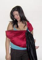 Με το μάρσιπο ring sling μπορείς να θηλάσεις το μωρό σου εύκολα και διακριτικά!