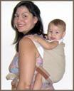 Πώς να φορέσεις το μωρό σου στην πλάτη