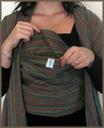 Πώς να ετοιμάσεις το wrap σου για τις θέσεις που θα χρειάζεσαι τσέπη μπροστά