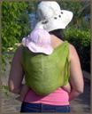 Πώς να φορέσεις το μωρό σου ψηλά στην πλάτη