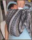 Όρθιο με τα πόδια μέσα - από νεογέννητο