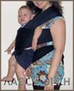 Μη φορέσεις το μωρό σου με τα πόδια να κρέμονται κάτω