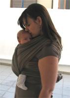 Στενή επαφή και δέσιμο με το μωρό!