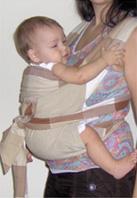 Με τα χεράκια έξω για να νιώθουν και τα μεγάλα μωρά άνετα