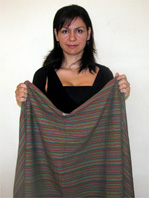 Πώς να φορέσεις το μωρό σου με σταθερό ύφασμα - μάρσιπο wrap στην όρθια θέση