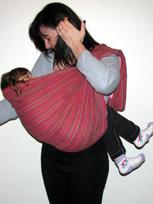 Το Αστεράκι sling αντέχει πολλά κιλά, εσύ;