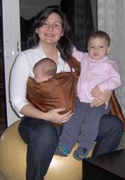 Με τα μωράκια μου αγκαλιά!