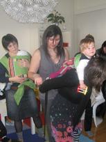 Ομάδα babywearing με δωρεάν σεμινάρια-συναντήσεις
