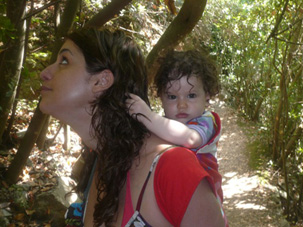Ξεκούραστες βόλτες με το μωρό στο μάρσιπο!