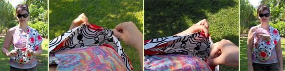 Όσο στενό κι αν φαίνεται, το άνοιγμα του pouch δεν είναι καλή ένδειξη για το αν σου ταιριάζει το μέγεθός του