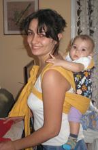 Δουλειές στο σπίτι με το μωρό