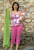 Πώς να φορέσεις το μωρό στην πλάτη με ένα κασκόλ