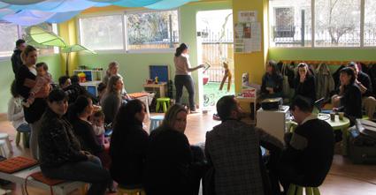 Δωρεάν συνάντηση babywearing στο Playgroup