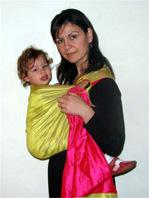 Όσο πιο κοντά στο σώμα σου είναι το μωρό, τόσο πιο άνετα θα νιώθεις!