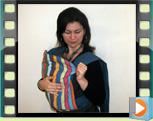 Οδηγίες με βίντεο για μάρσιπο sling