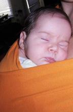 Ύπνος στο μάρσιπο