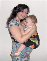 Εγκυμοσύνη και babywearing