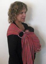 Μαμά με νεογέννητο μωράκι
