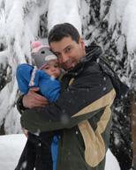 Καταπληκτικός ο μπαμπάς με την κόρη του