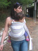 Πεζοπορία με το μωρό