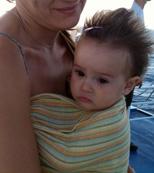 Στο πλοίο με το μωρό