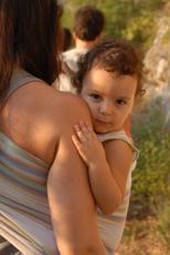 Παντού μαζί με το μωρό, σε Αστεράκι slings