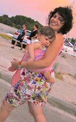 Βόλτα με το μωρό σε sling
