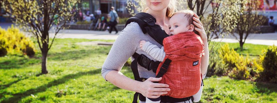 Εργονομικά σχεδιασμένα για τέλεια στάση του μωρού