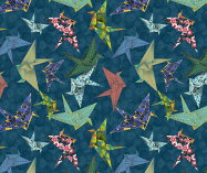 """4377<br><a href=""""https://www.babywearing.gr/en/product/fabric-4377/"""" target=""""_blank"""">Origami cranes +7€</a><br>Out of stock"""