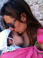 Φιλάκια στο μωρό