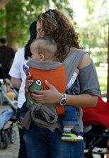 Βόλτα με το μωράκι