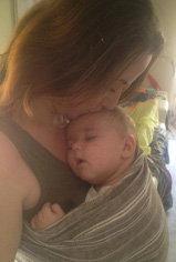 Φιλάκι στο μωρό