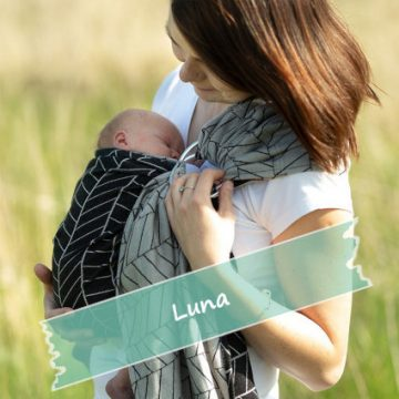μάρσιπος ring sling luna dream